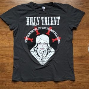 Billy Talent Size large American Apparel boys